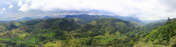 Vallée Cocora depuis Salento