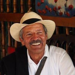 Rencontre avec Aristides horticulteur de Colombie
