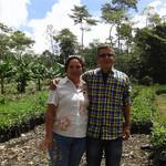 Patricia et Omar Arango, Producteur de café