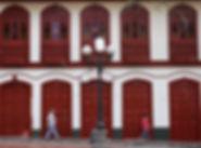 Village de Jerico, Colombie