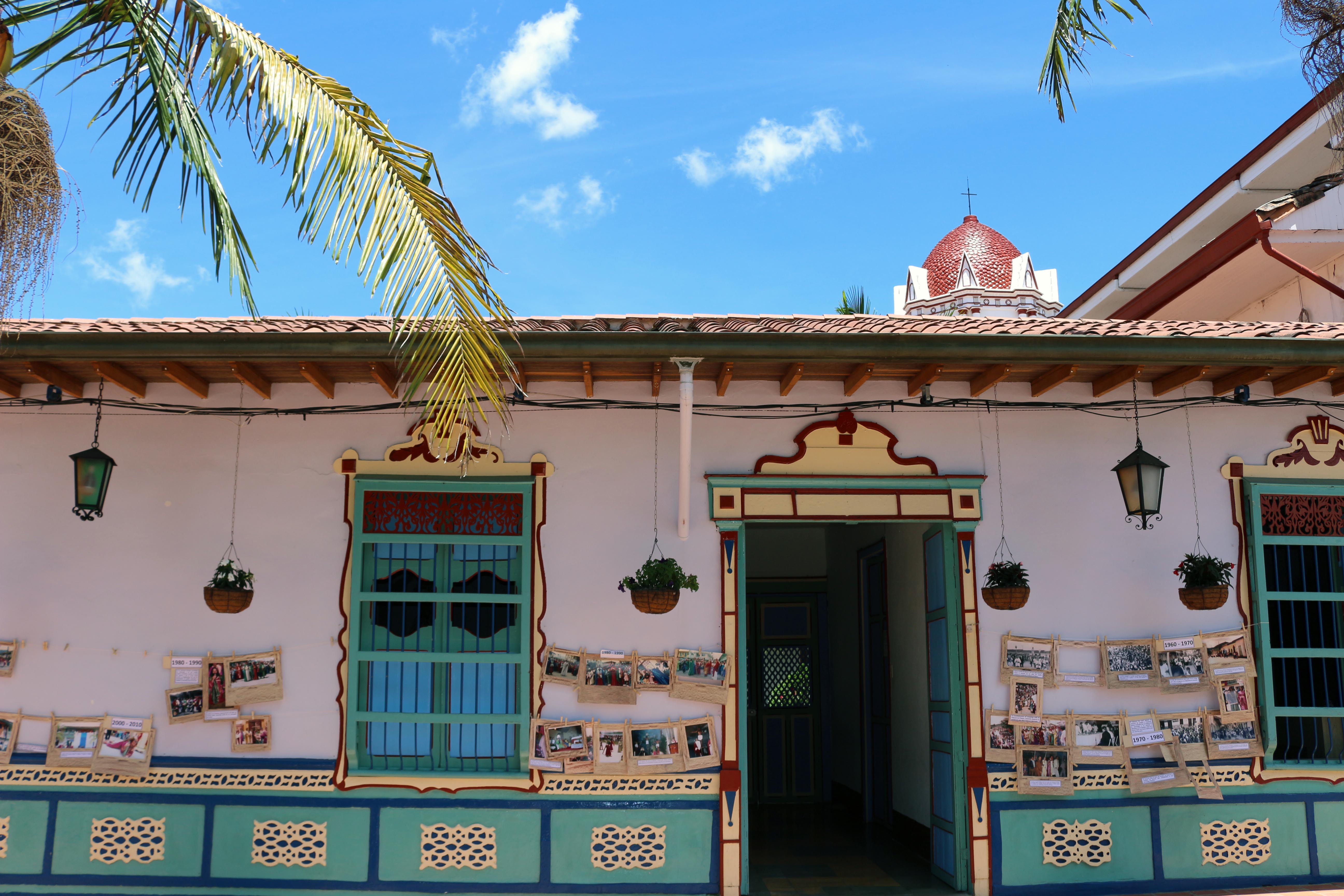Place principale de Guatape
