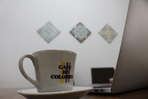 Commandez en ligne café de Colombie