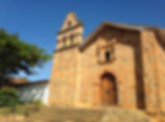 Visite de Barichara