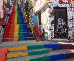 Les rues de la Comuna 13