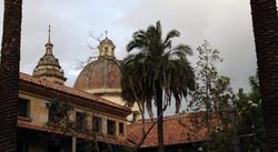 Bogota autour de la place Bolivar