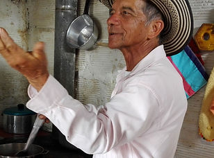 Visite café à Jerico, Colombie