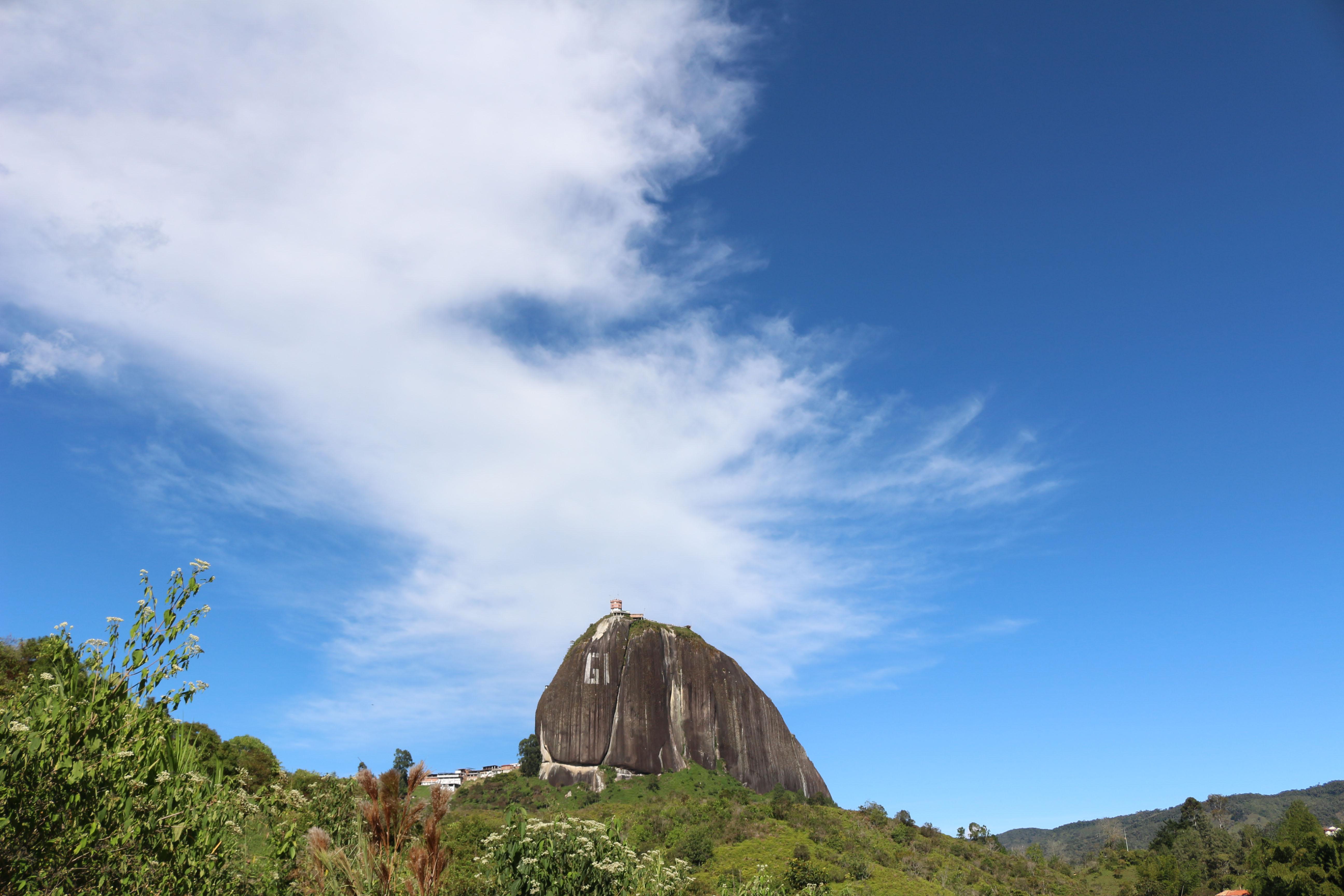 La roche du Peñol