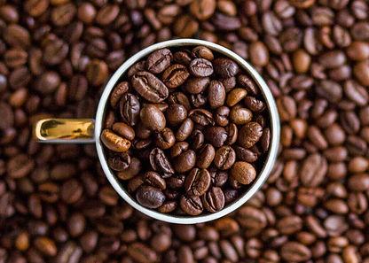 Vendeur de Café de Colombie