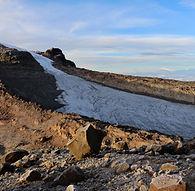 Sommet de Santa Isabel au parc Nevado