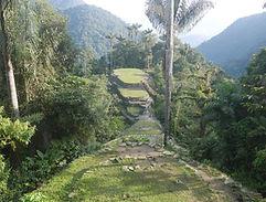 Trekking en Colombie