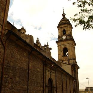 Bogota capitale de la Colombie