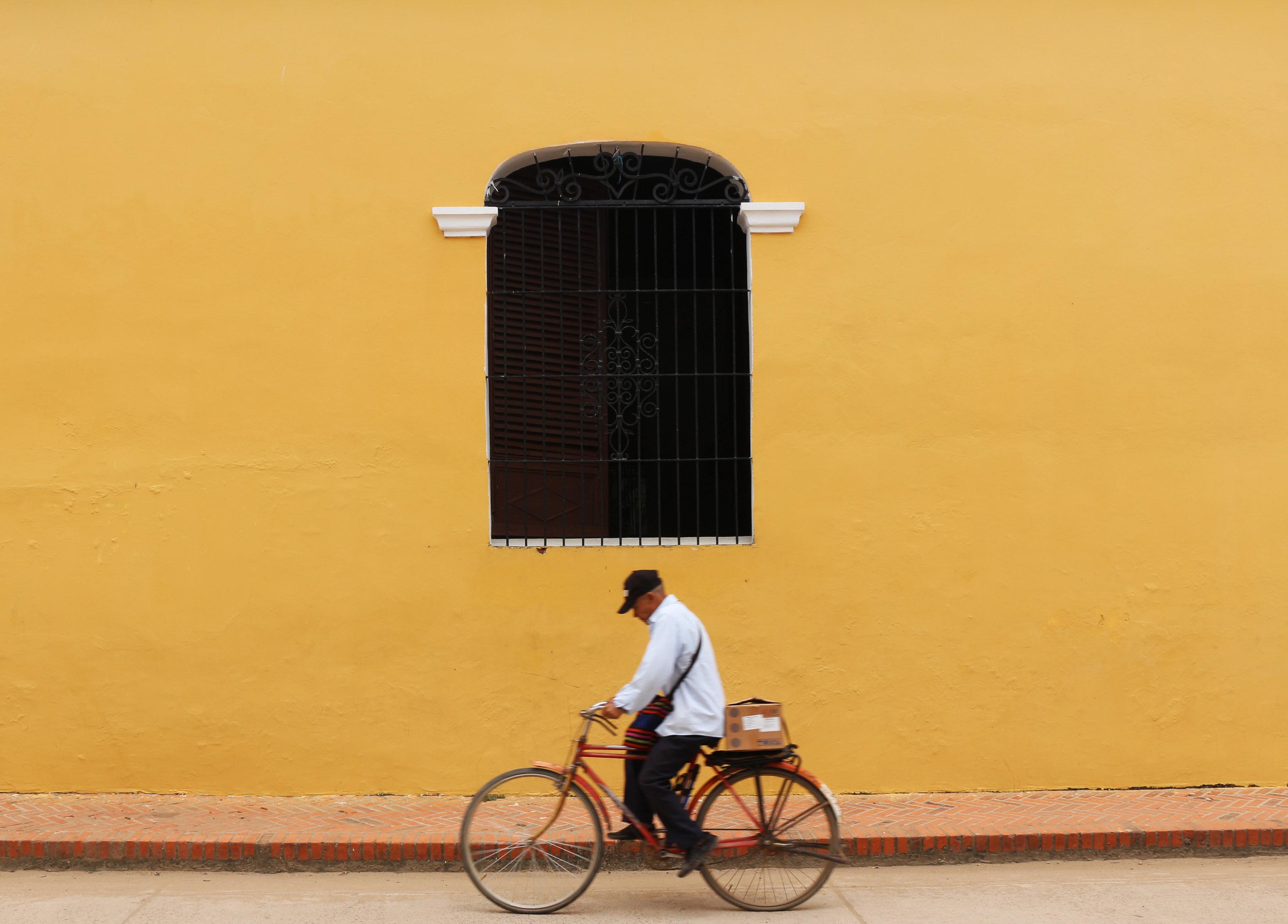 Les vélos de Monpox