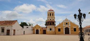 Santa Cruz de Mompox, village de Colombie