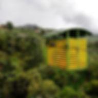 Voyage à Jardin en Colombie