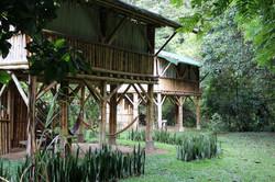Cabane en Bambou à San Rafael