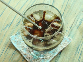 Boisson café glacé