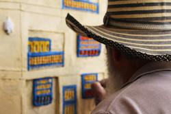 Rencontre avec Ignacio dans le village de Guatape