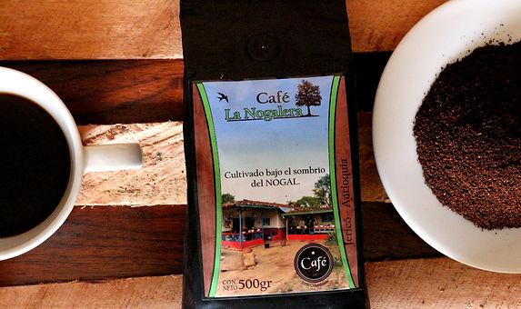 Café de Colombie La Nogalera