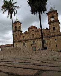 Séjour à Zipaquira en Colombie