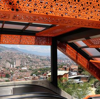 Comuna 13 de Medellin, Colombie