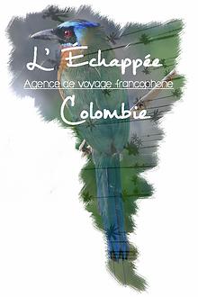 Logo l'Échappée-Colombie