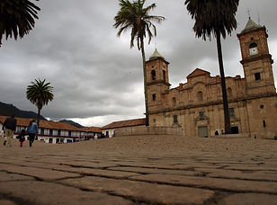 Visite du village de Zipaquira