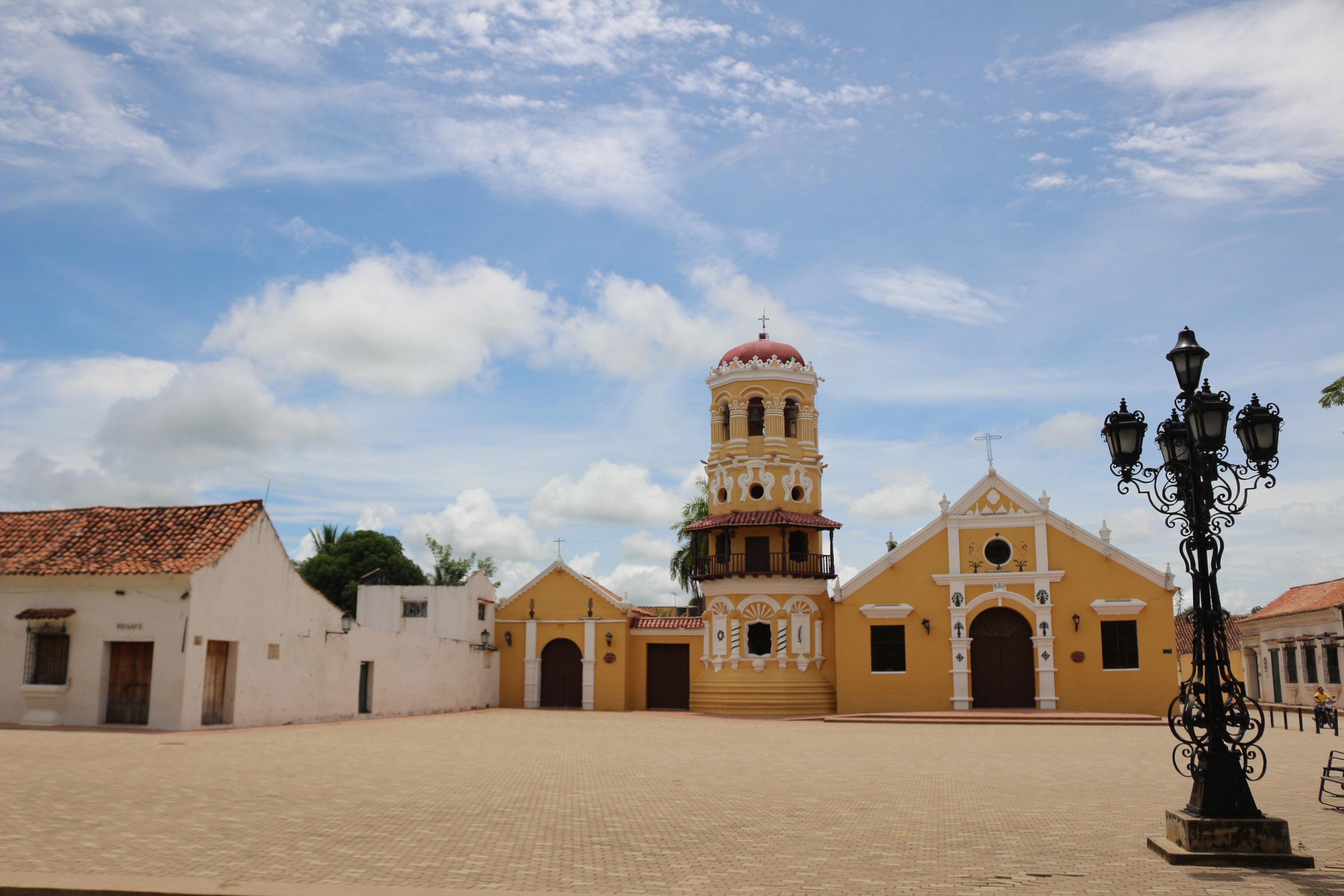 Église Santa Barbara de Monpox