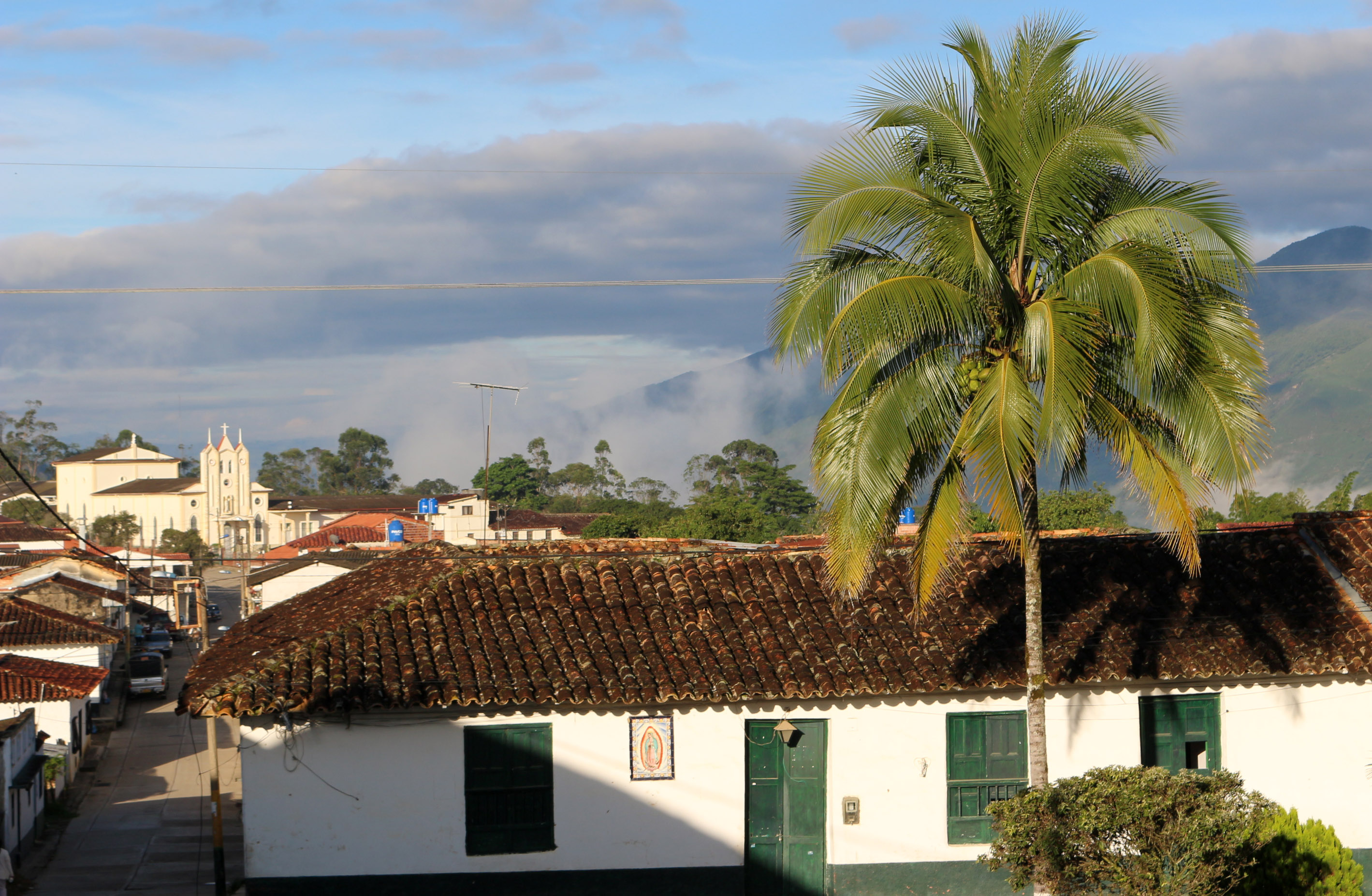 Village coloniale de Guadalupe