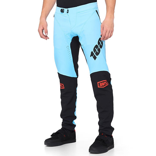 100% R-Core X Pants Light Blue / Black