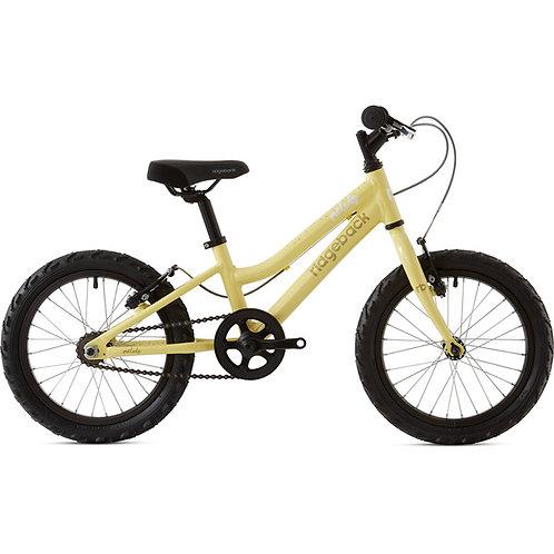 2020 Ridgeback Melody 16 Inch Wheel Yellow