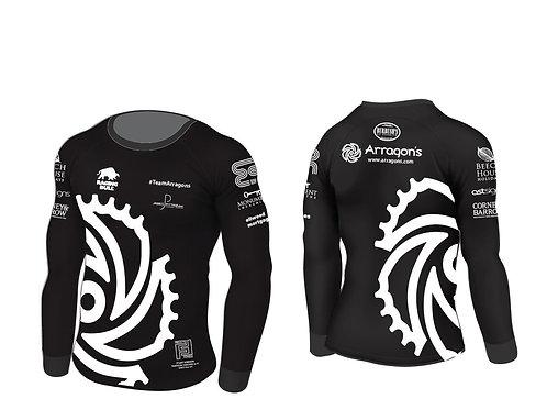#TeamArragons MTB Jersey Black