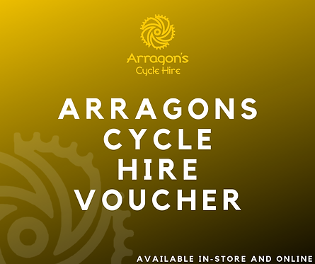 Arragons Cycle Hire Voucher