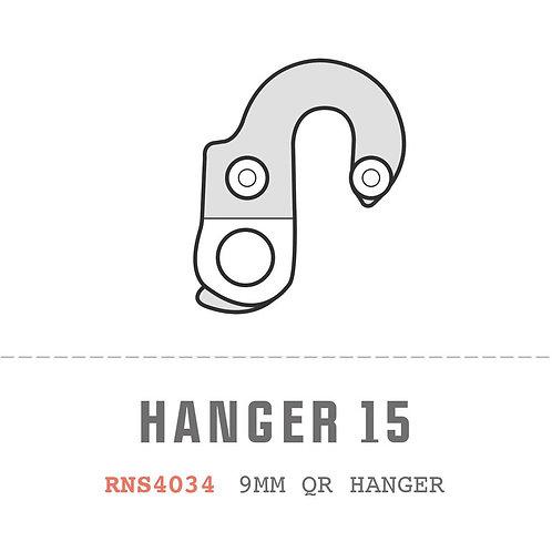 Saracen Hanger 15 Silver