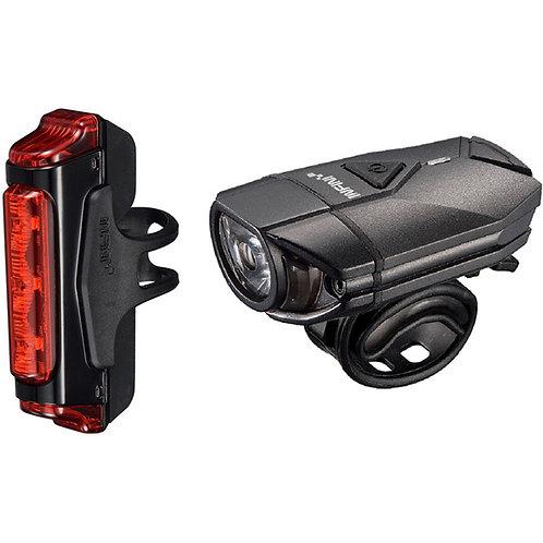 Infini Lighting Twin Pack, Super Lava 300 and Sword Super Bright 30 COB Rear