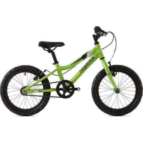 2020 Ridgeback MX16 16 inch Wheel Green
