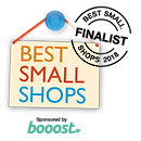 Best Small Shops Finalist 2018