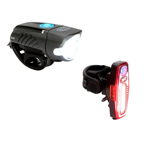 NiteRider Swift 500 / Sabre 110 Combo Light Set