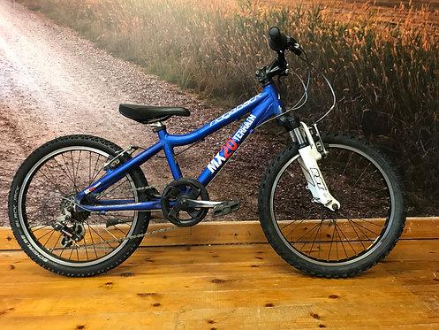 """Ridgeback MX20 20"""" wheel"""
