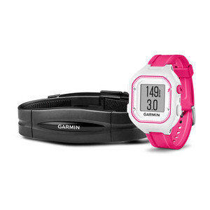 Garmin Forerunner 25 GPS Running Watch With HR Belt