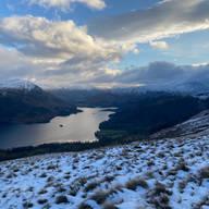 Winter on Askham Fell