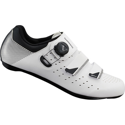 Shimano RP4 SPD SL Road Shoes White