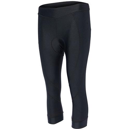 Madison Keirin Women's 3/4 Shorts, Black