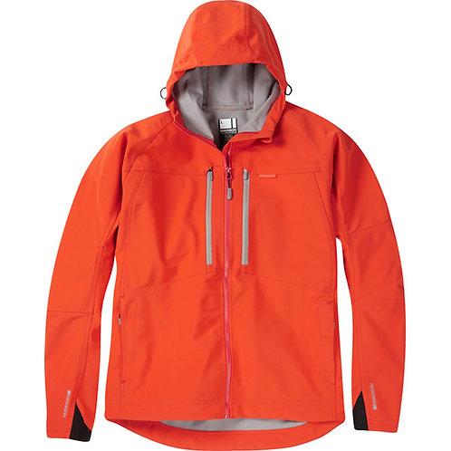 Madison Zenith Men's Softshell Jacket, Chilli Red