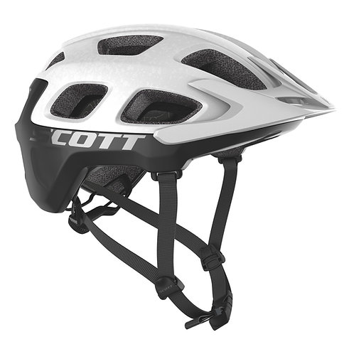 Scott Vivo Plus Helmet White/Black