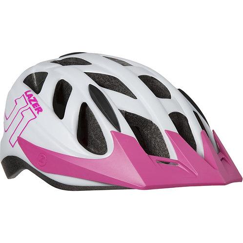 Lazer J1 Helmet White Pink