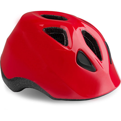 Madison Scoot Helmet Gloss Flame Red