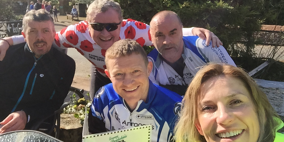 WEEKLY: Sunday Morning Road Cycle