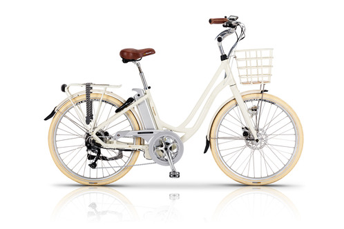 561ebf06597 One of the most stylish e-bikes on the market, the Kensington is built for  comfort and elegance. A 17 inch, step-through frame makes the Kensington ...