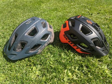 Scott Vivo Plus Helmet in Top 5 Safest Helmets UK