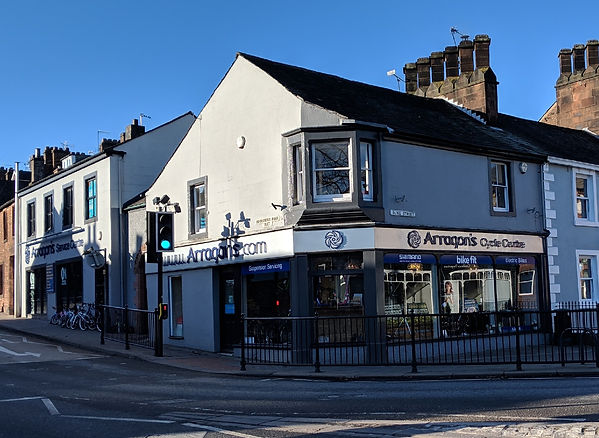 Arragons Cycles Store